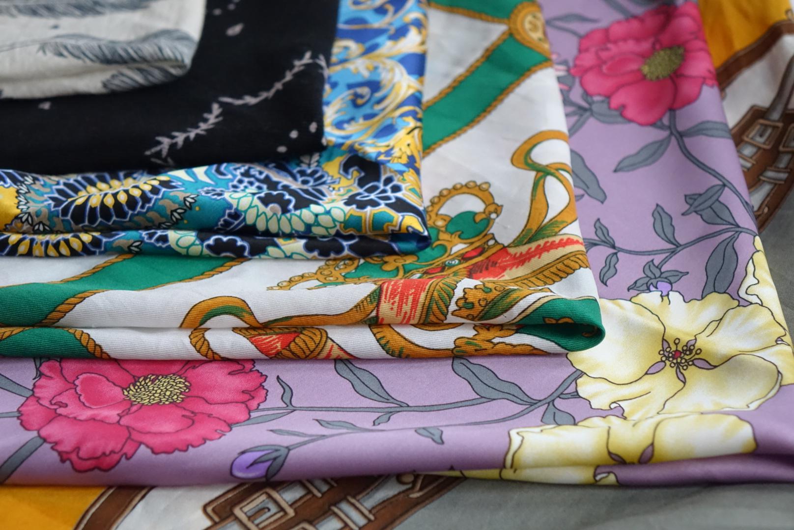 スカーフいっぱい2